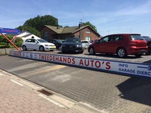 Tweedehands Auto Garage : Autos dierckx tweedehands wagens vw volkswagen audi seat skoda